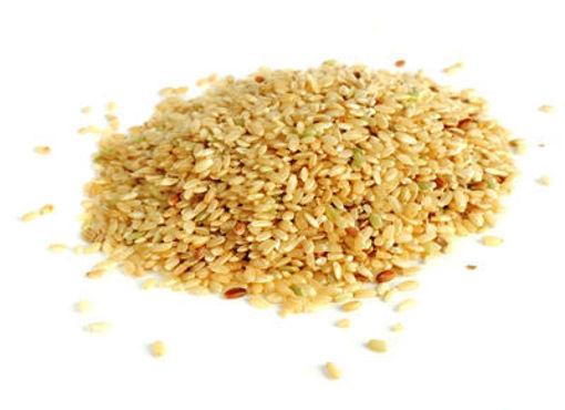 תמונה של אורז עגול מלא אורגני
