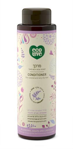 תמונה של מרכך לשיער צבוע/יבש eco love