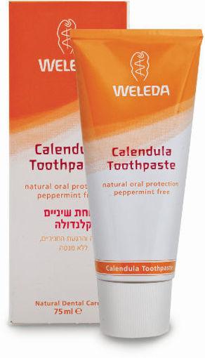 תמונה של משחת שיניים קלנדולה